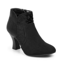 Kennedy (Black) Ankle Boots