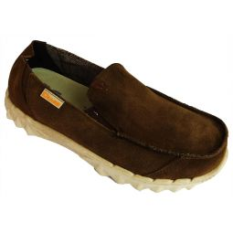 Hey Dude Farty Suede Moccasins