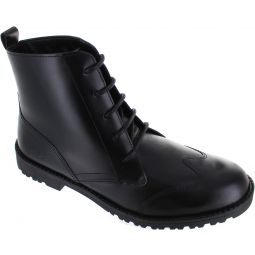 Kickers Lachly Hi Lthr AF Ankle Boots