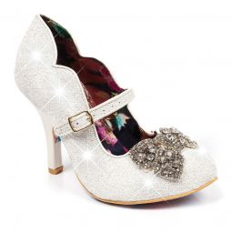 Shimmer Mary Janes