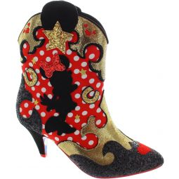 Irregular Choice Disney Hot Diggety Cowboy Boots