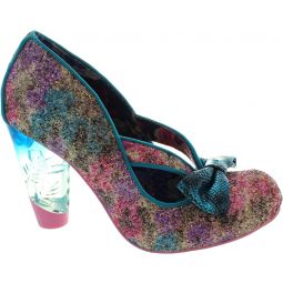 Irregular Choice Hello Ha Court Shoes