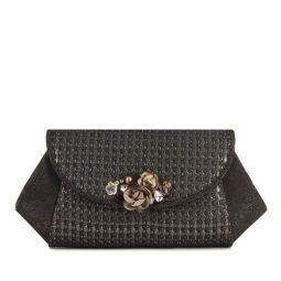 Porto (Bronze) Clutch Bag