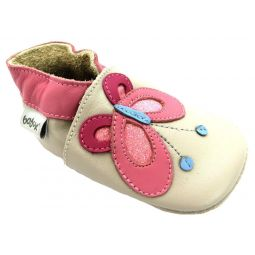 Bobux Milk Butterfly M First Shoes