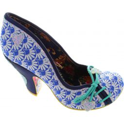 Irregular Choice Flexi Lexi Court Shoes