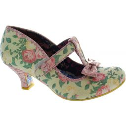 Irregular Choice Lazy River Court Shoes