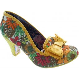 Irregular Choice Pool Lean Court Shoes