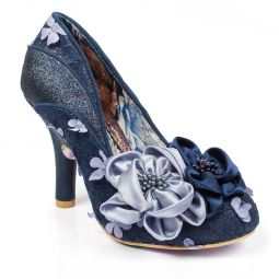 Peach Melba (Navy)