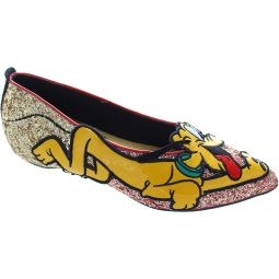 Irregular Choice Pluto Ballerinas