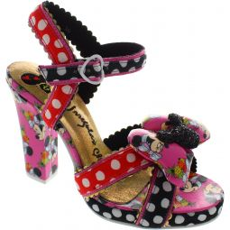 Disney Dotty Minnie Strappy, Ankle Straps