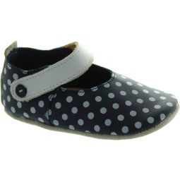 Mary Jane with spots First Shoes