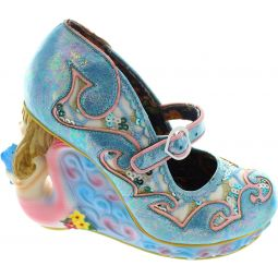 Irregular Choice Siren of the Sea Mary Janes