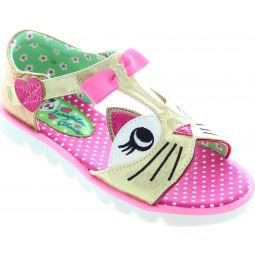 Irregular Choice Kitty Sandals