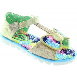 Irregular Choice Baby Bow Bell Sandals