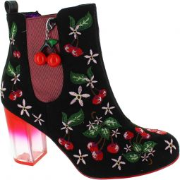 Poetic Licence Cherry Nice Ankle Boots