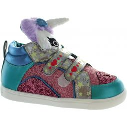 Irregular Choice Mini Candy Casual Shoes