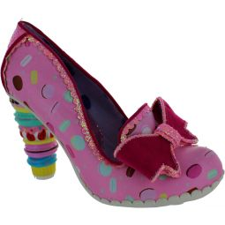 Little Kisses Court Shoes