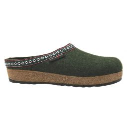 Grizzly Franzl Slipper Mules