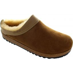 Lammfellclog Slipper Shoes