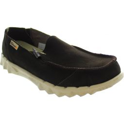 Farty Suede Moccasins
