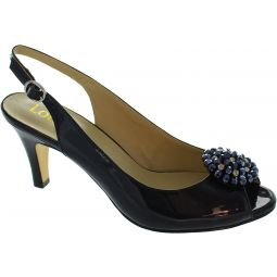 Lotus Elodie Slingbacks