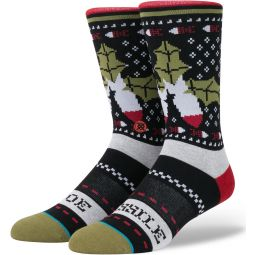 Missle Toe 2 Everyday Socks