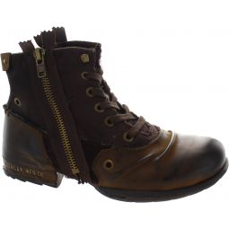 Replay Clutch Combat Boots