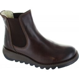 Salv Warm Ankle Boots