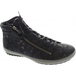 1-00825-02 Hi Top, Trainer Boots