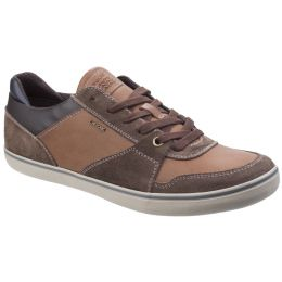 Geox Box Lace Up Trainers