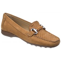 Geox Euxo Moccasin Slip On Shoes