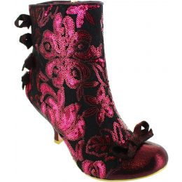 Irregular Choice Spice it up Ankle Boots