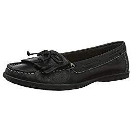 Hush Puppies Coco Moccassin Slip On Shoes