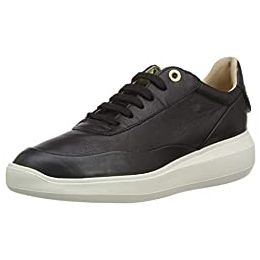 Geox D Rubidia A Lace Up Trainers
