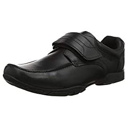 Hush Puppies Freddy 2 Touch Fastening School Shoes