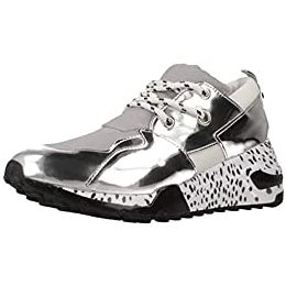 Steve Madden Cliff Lace Up Trainers