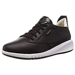 Geox D Aerantis A Lace Up Trainers