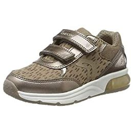 Geox J Spaceclub Girl B Touch Fastening Trainers
