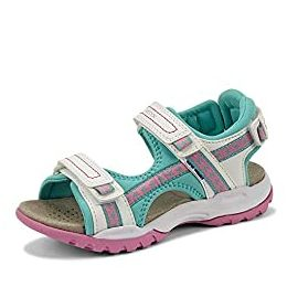 Geox J Borealis Girl A Touch Fastening Sandals