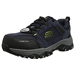 Skechers Greetah Lace Up Hiker with Composite Toes