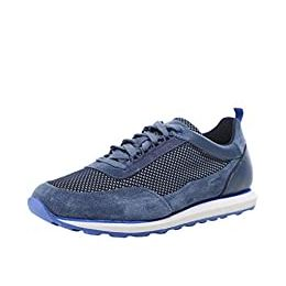 Geox U Volto C Lace Up Trainers