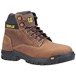 Caterpillar Median S3 Lace Up Safety Boots