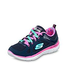 Skechers Skech Appeal 2.0 Simplistic Lace-Up Trainers