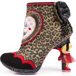 Fierce Piggy Ankle Boots