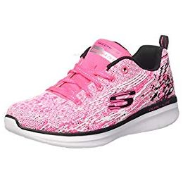 Skechers Synergy 2.0 High Spirits Lace-Up Trainers