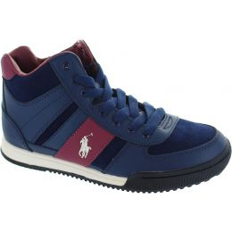 Speed 67 Mid Casual Trainers