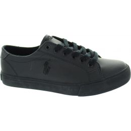 Ralph Lauren Triple Black Slater Formal Shoes