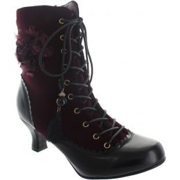 Harlam Ankle Boots