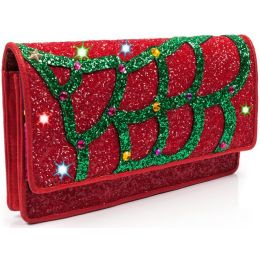 Nicely Festive Clutc Clutch Bag