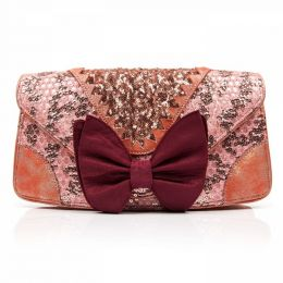 Irregular Choice Fizzy Pop Clutch Bag